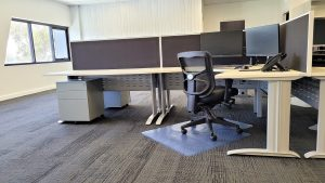 DAM Worker Chair and Workstations
