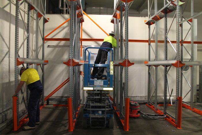 How to correctly install pallet racking to comply with current Australian Standards (AS4084-2012)