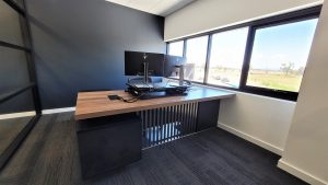 Office Furniture Straight and Corner Workstations