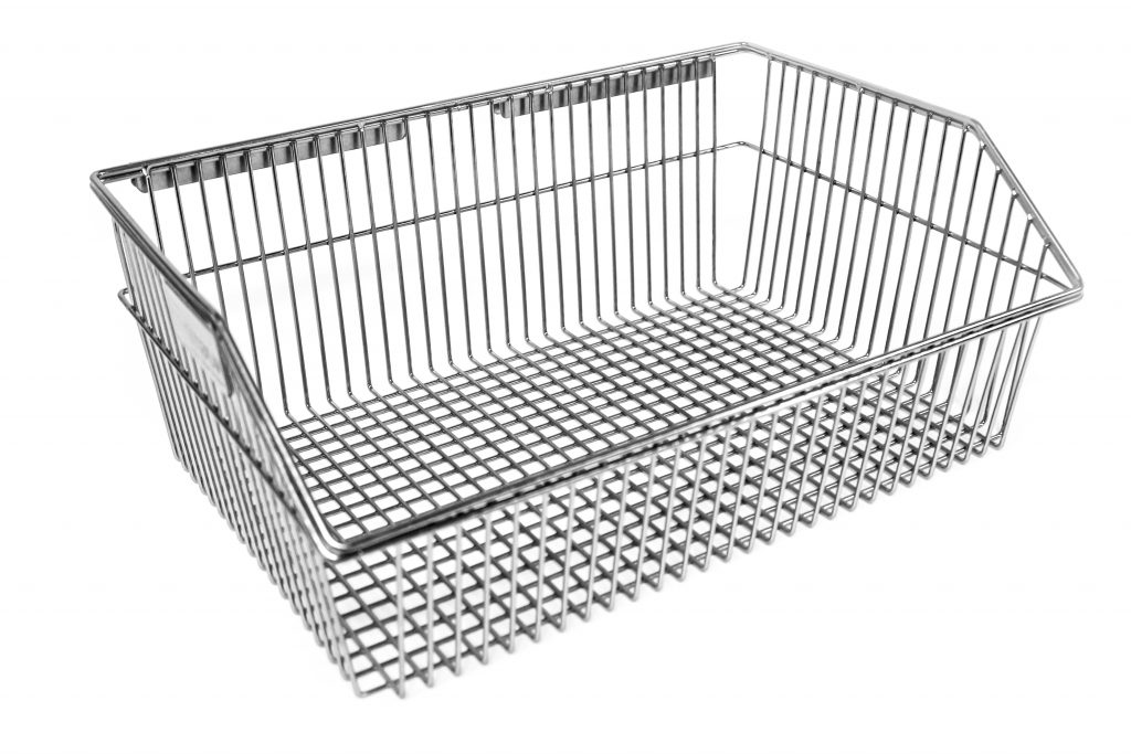 sterimesh wire basket