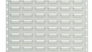 metal louvre panels