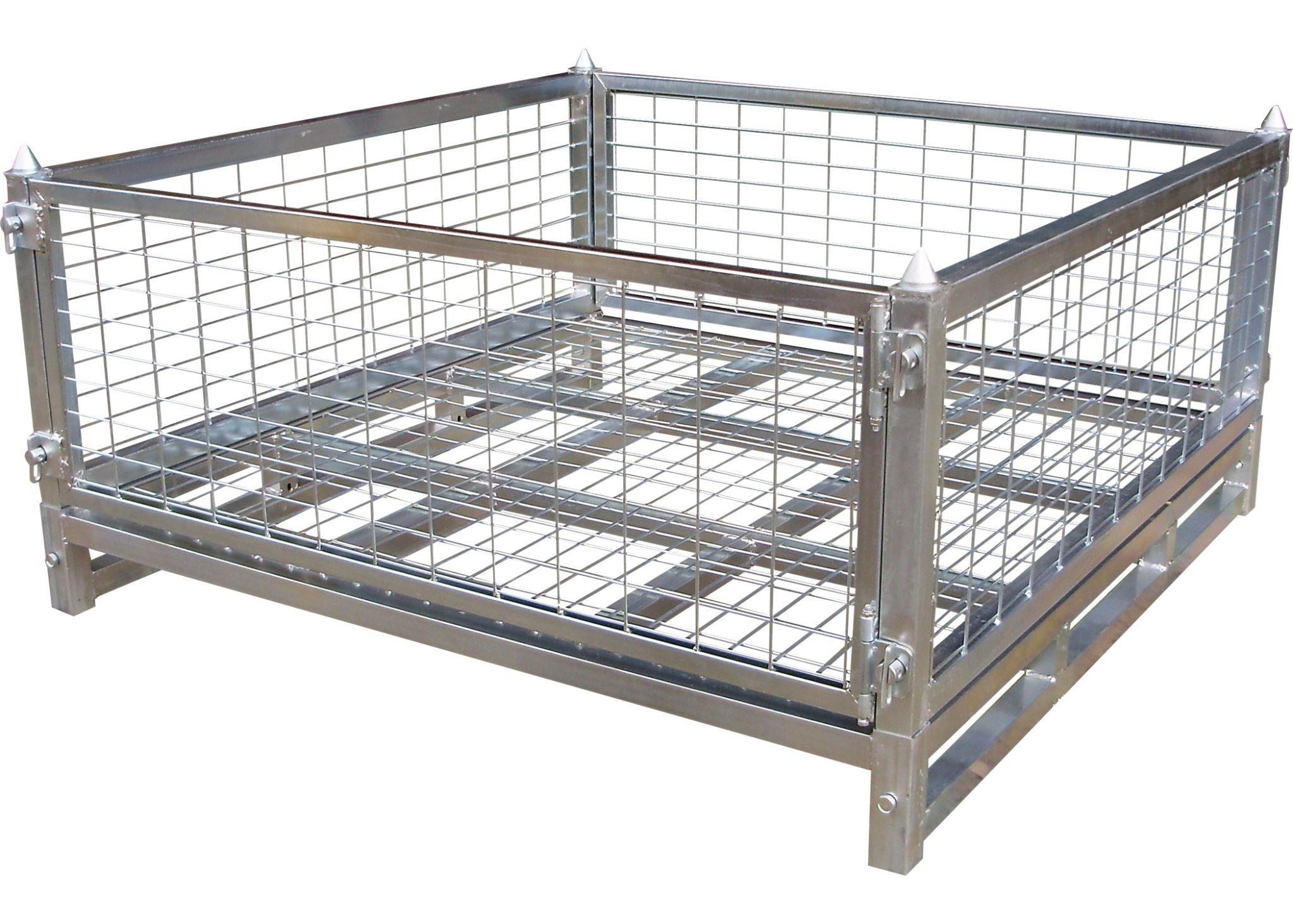 Pallet Amp Stillage Cages Storeplan