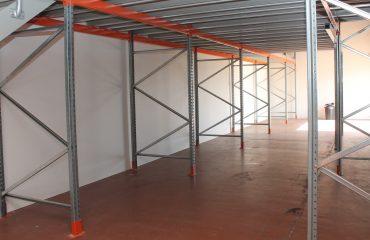 Pallet Racking Based Mezzanine Floor