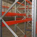 Storeplan SSI I600 Pallet Racking warehouse installation