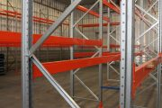 Storeplan SSI I600 Pallet Racking warehouse installation