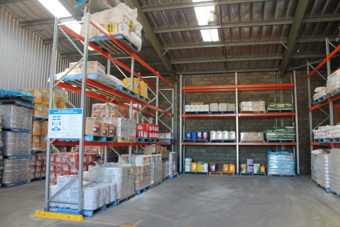 The top 5 storage solutions for your rural store