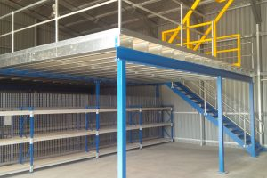 RFS Coffs - Storeplan Structural Mezzanine