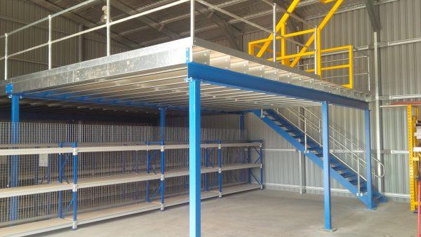 RFS Coffs - Storeplan Structural Mezzanine