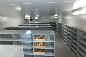 Rolled Upright Type Shelving