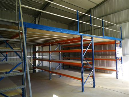 Warehouse Building Materials