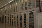 R3000 Shelving Supported Mezzanine