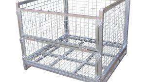 Galvanised Pallet Cage