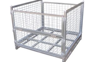 Galvanised Pallet Cage