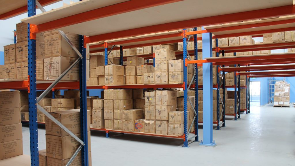 Schaefer Pallet Racking_website