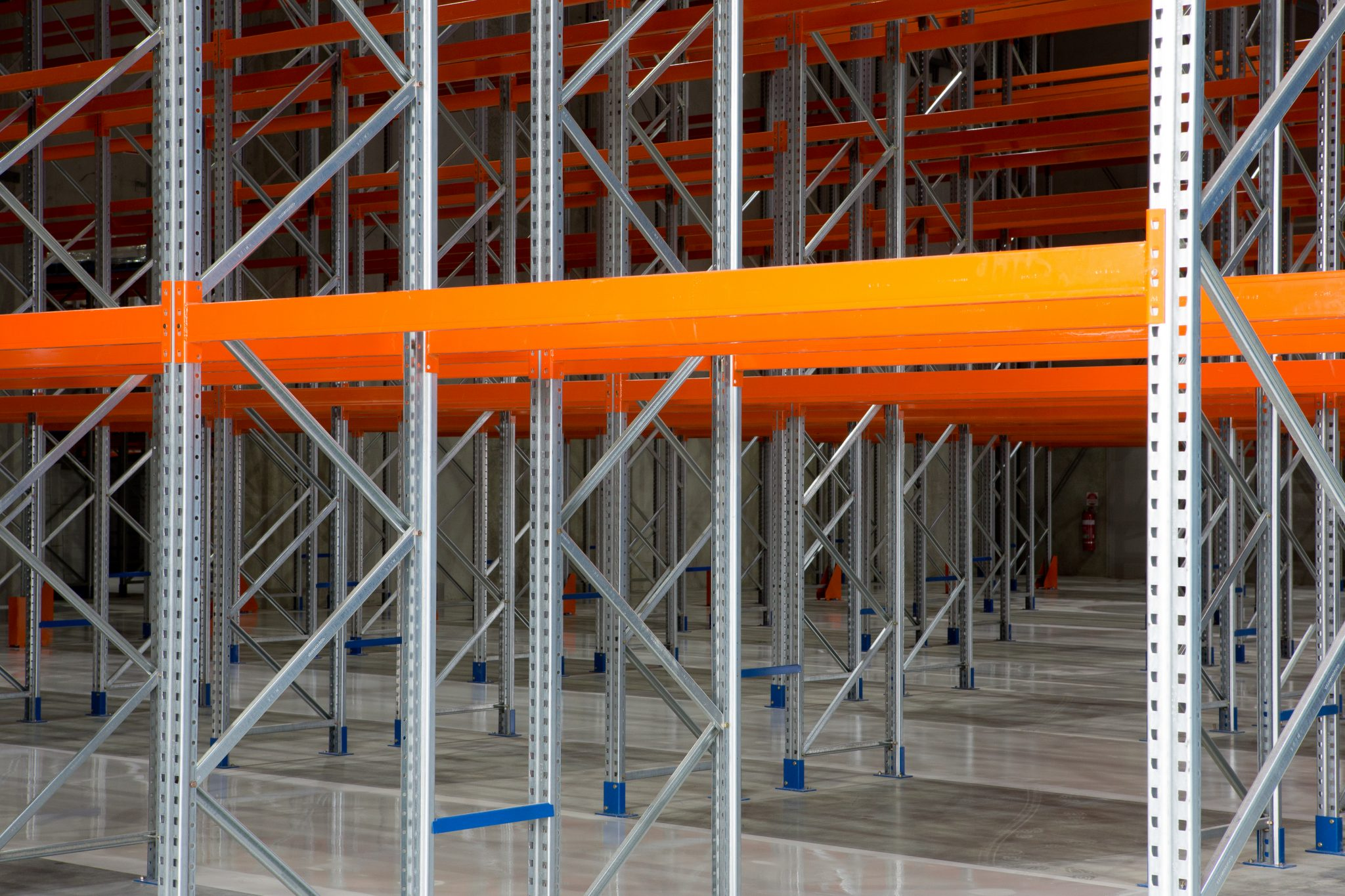 Selective Pallet Racking Beam