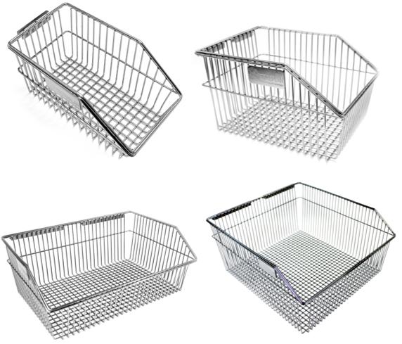 Sterimesh Wire Baskets