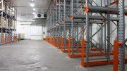 Schaefer I600 Drive-In Pallet Racking System