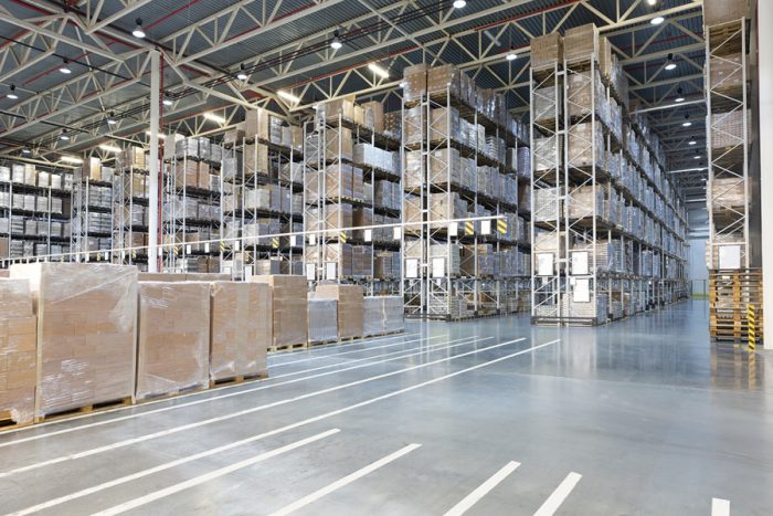 What are the benefits of a tidy warehouse?