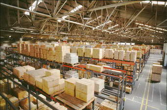 5 Ideas for a More Efficient Warehouse Operation