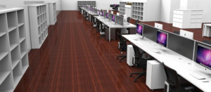 Workstations and shelving supplier
