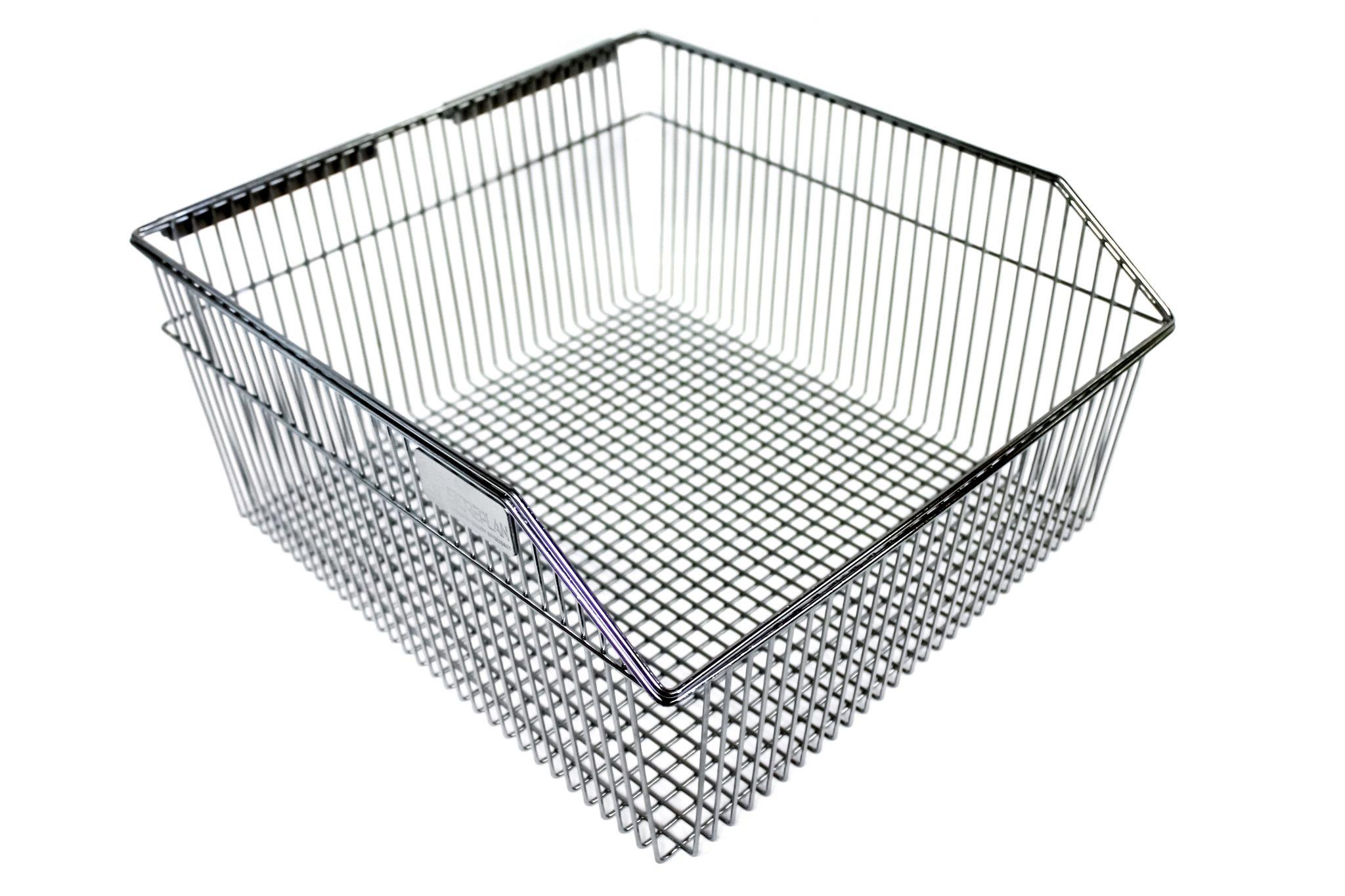 sterimesh wire baskets storeplan. Black Bedroom Furniture Sets. Home Design Ideas