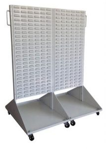 louvre storage trolley