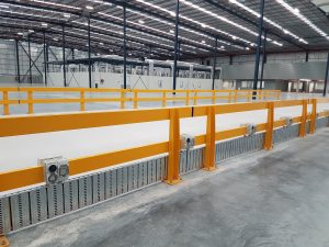 Industrial Safety Barriers