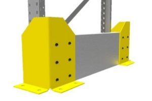Rack End Protector Single