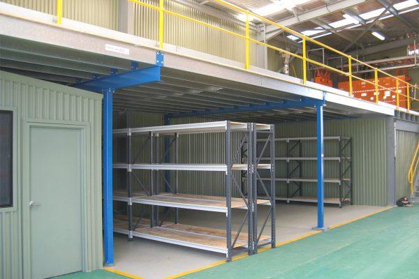 Structural Mezzanine-Floors