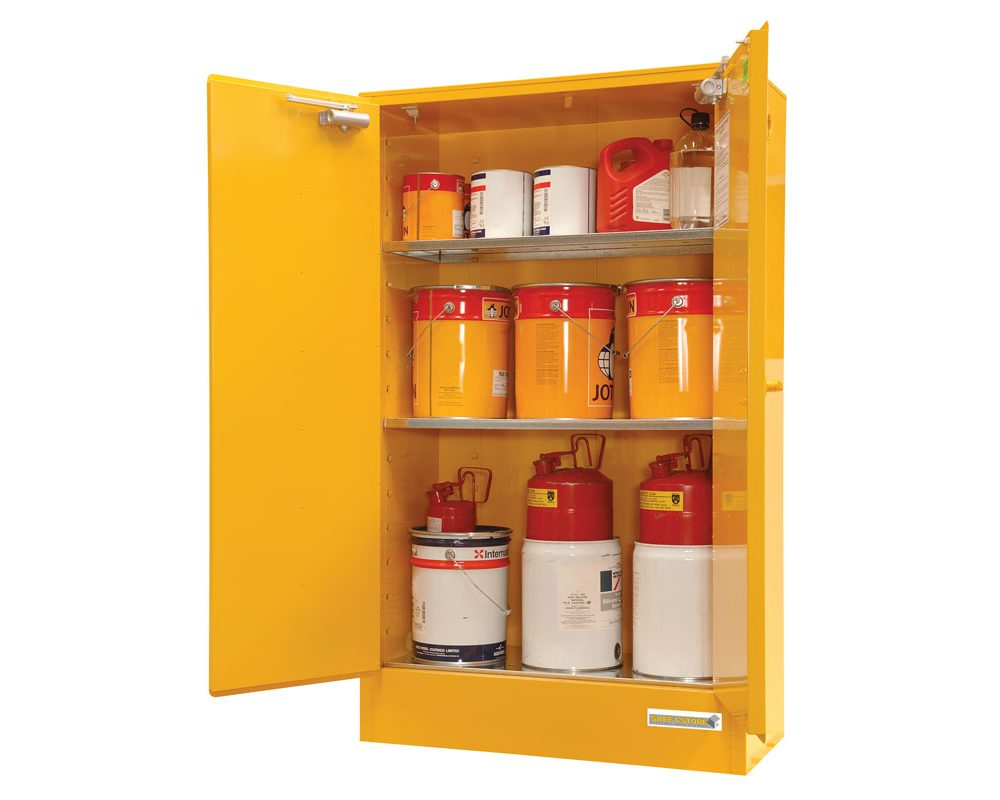 INDUSTRIAL & SAFETY CABINETS
