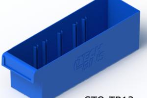 Spare Parts Tray Blue STO-TB-12