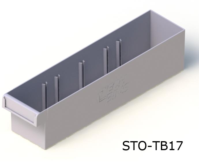Spare Parts Tray Grey STO-TB17