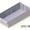 Spare Parts Tray Grey STO-TB25