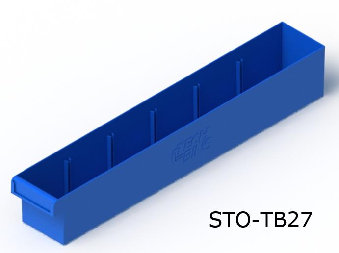 Spare Parts Tray Blue STO-TB27