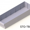 Spare Parts Tray Grey STO-TB28