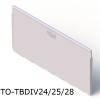 Spare Parts Tray Divider Grey STO-TBDIV