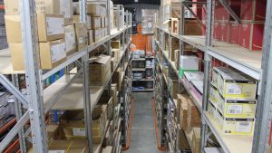 Storeplan Industrial Racking