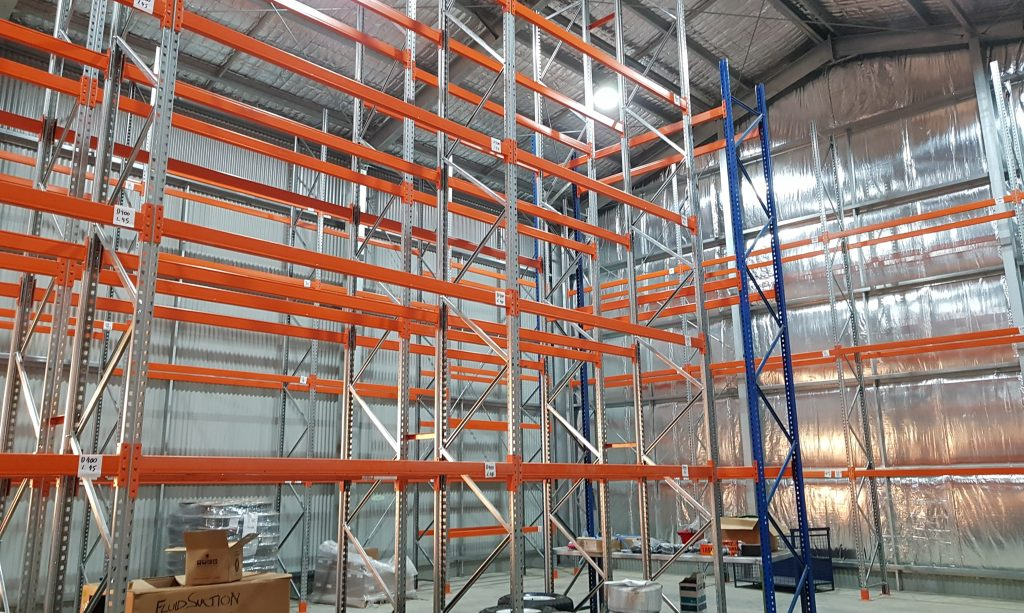 Enhancing Your Warehouse' Safety with Storeplan's Rack Protection