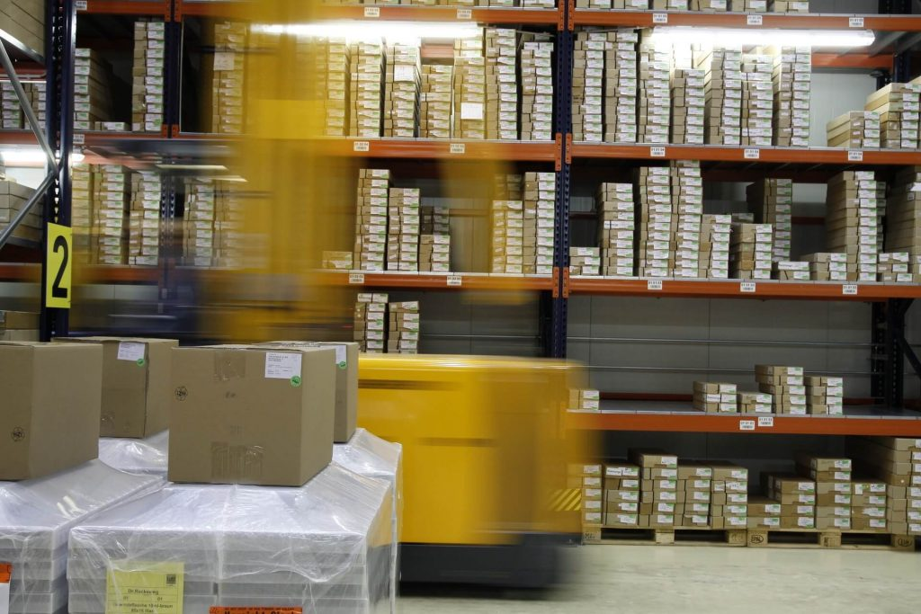 What You Need to Improve Productivity in the Warehouse