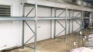 Galvanised Racking installed at Gunnedah Hardware Store