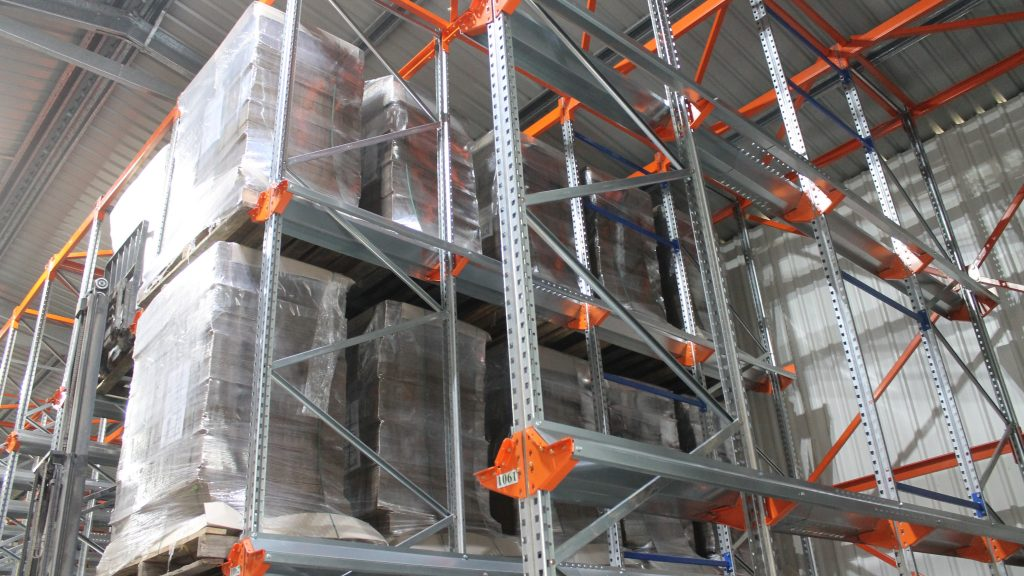 What's the difference between Drive-In & Double Deep Racking?
