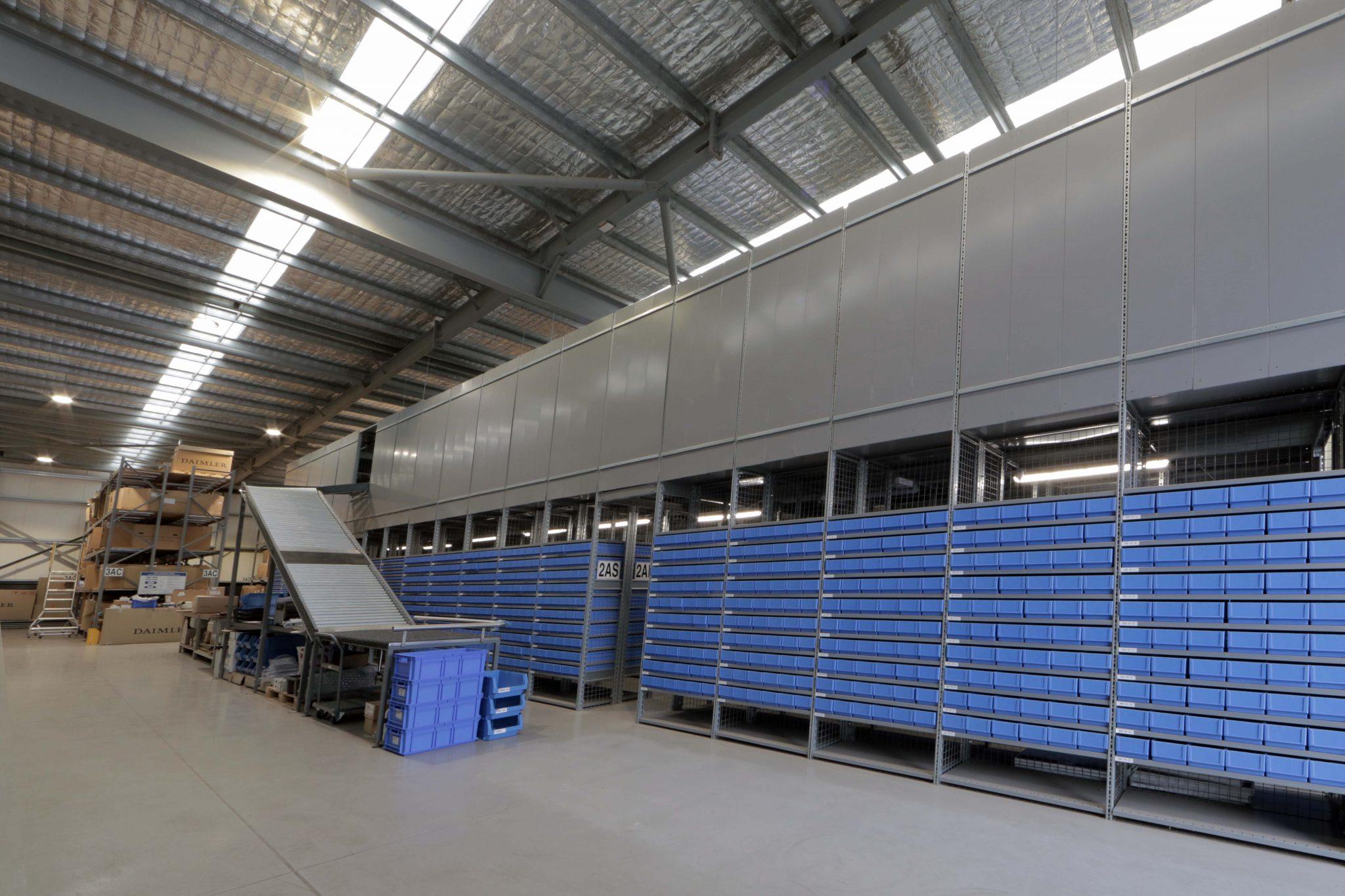 R3000 Multi Tier System
