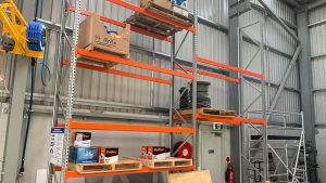Pallet Racking for Automotive Warehouse