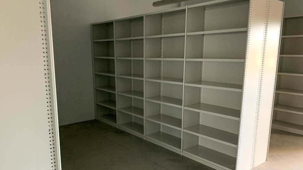 Steel Shelving in Narrabri