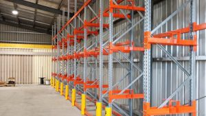 Cable-Reel-Racking-with-Pallet-Storage-Above
