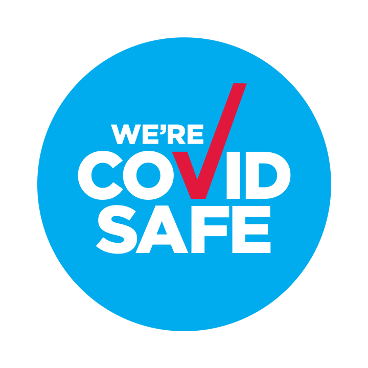 Covid Safe Badge - Storeplan is a Covid safe workplace