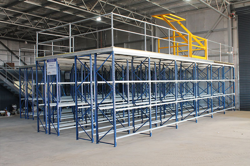 Double Your Warehouse Potential With Mezzanine Floors